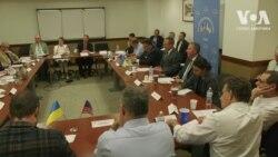 Що американський бізнес хоче побачити від уряду Зеленського і що готовий принести в Україну. Відео