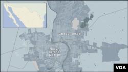 Laredo, Texas and Nuevo Laredo, Mexico
