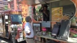 Former Afghan War Interpreter Runs Food Truck