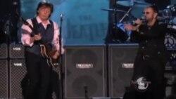 Beatles Amerikaya ilk səfərini 50 il bundan əvvəl edib