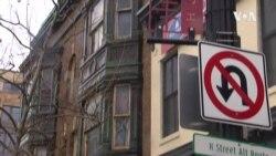 VOA英语视频: 首都华盛顿餐馆面对疫情艰难调整