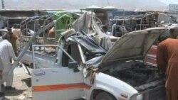 巴基斯坦奎達爆炸至少五人死亡