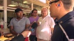 Relaciones Cuba EE.UU. – reacción en Miami