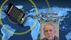 Truyền hình vệ tinh VOA Asia 18/4/2013