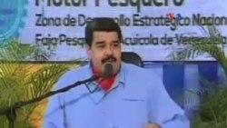"""Venezuela: Maduro amenaza con estado de """"conmoción interior"""""""