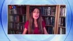 دریا صفایی، فعال حقوق زنان: تن به حجاب اجباری، احترام به فرهنگ مردم ایران نیست