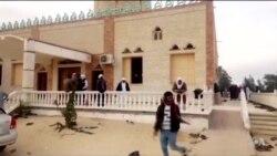 جزیرہ نما سینائی کی مسجد پر عسکریت پسندوں کا حملہ