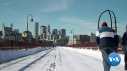 Polar Vortex Sends Frigid Air Through North America