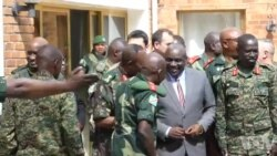 RDC, Rwanda, Burundi, Ouganda, USA na Monusco basangisi makasi na bitumba ya Est (Bilili)