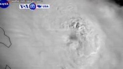 VOA60 America - Puerto Rico prepares for a direct hit from category 5 Hurricane Maria