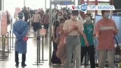Manchetes mundo 17 junho: Na China viajantes receosos do coronavirus deixam Pequim