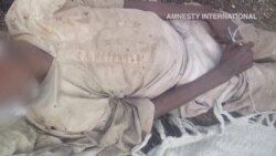 Amnesty: Children Died in Nigerian Military Detention Center