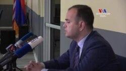 Սփյուռքի հարցերով գլխավոր հանձնակատար Զարեհ Սինանյանը Լոս Անջելեսում հանդիպել է լրագրողների հետ