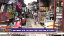 Le Cameroun en guerre contre les couches jetables