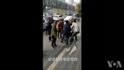 中国广州律师告警察羞辱案三名证人或被失踪1
