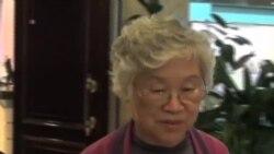 被北韓關押的美籍韓裔傳教士的母親抵朝探子