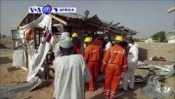 Bombe z'Abiyahuzi 3 Zibasiye Umujyi wa Maiduguru muri Nijeriya