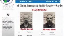 دومین زندانی فراری نیویورک نزدیک مرز کانادا دستگیر شد