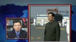 VOA连线: 习近平缺席庆典、江泽民高调露面有何内幕?
