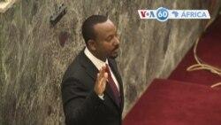 Manchete africanas 4 Outubro: Etiópia: Abiy Ahmed empossado para novo mandato de 5 anos