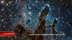 Kính viễn vọng không gian trở về quá khứ để quan sát sự thành hình vũ trụ