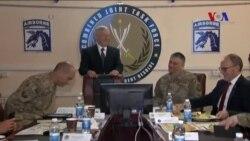 Amerika Savunma Bakanı Mattis Irak'ta
