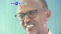 Mamia ya watuwakusanyika mjini Kigali kumuunga mkono rais aliyepo madarakani Paul Kagame, siku tano kabla ya uchaguzi wa rais.