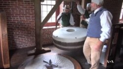 Historical Mill Makes Grist and History for Centuries