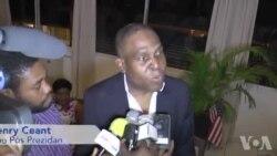 Ayiti: Opinyon Jean Henry Ceant sou Rezilta Eleksyon Prezidansyèl yo Ozetazini