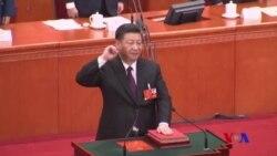 習近平全票連任中國國家主席