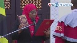 Manchetes Africanas 19 Março 2021: Tanzânia tem primeira mulher presidente