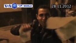 VOA60 Thế Giới 28/11/2012