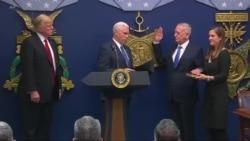 Sekretar za odbranu Matis podneo ostavku zbog neslaganja s Trampom