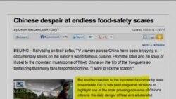 央视美食纪录片引发有关中国食品安全讨论
