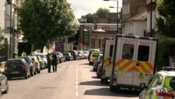 Police Manhunt Following Terror Attack on London Underground