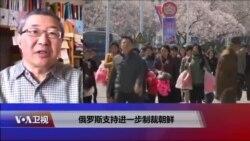 VOA连线(白桦):俄罗斯支持进一步制裁朝鲜