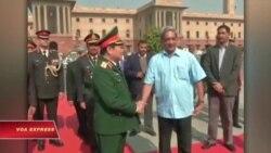 Ấn Độ 'huấn luyện phi công Việt lái Sukhoi'