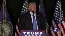 川普和克林顿唇枪舌战,争少数族裔选票