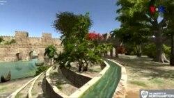 Babilistanın məşhur Asma Bağçaları