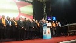 Митинг на ВМРО ДПМНЕ во Скопје 1