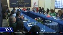 Tiranë, studim mbi kushtet e punës së gazetarëve