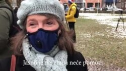 Suzane Arbanas on air pollution in Sarajevo