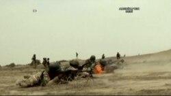 Anbar'da IŞİD'e Karşı Mücadale Sürüyor