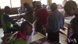 Les électeurs centrafricains ont pour la plupart suivi les procédures électorales sans problèmes