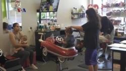Tickle Clips: Salon Anak-Anak Milik Diaspora Indonesia di Bevearton, Oregon