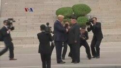 Reaksi terhadap Pertemuan Ketiga Donald Trump dengan Kim Jong-un