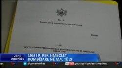 Përdorimi i simboleve kombëtare në Malin e Zi