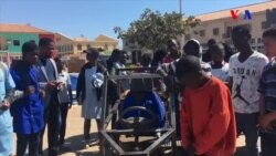 Jovens inventores do Namibe sonham alto