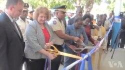 Ayiti: Gras ak sipò Etazini, komisarya Tèrye Wouj la relouvri pòt li 13 zan aprè