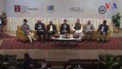 پاکستانی صحافیوں کو تربیت کی ضرورت ہے: ڈاکٹر عشرت حسین